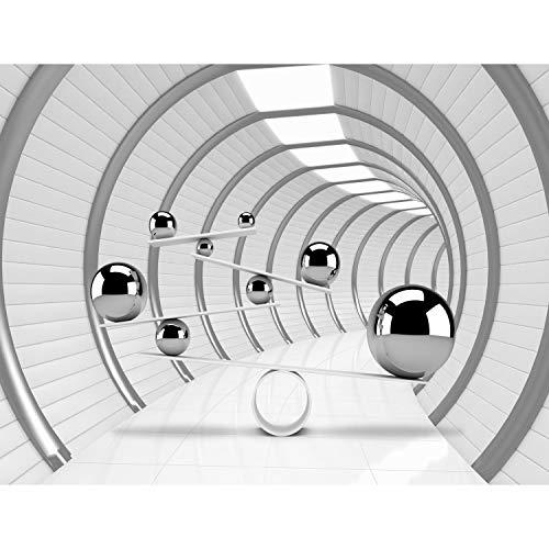 Fototapeten 3D - Raum 352 x 250 cm Vlies Wand Tapete Wohnzimmer Schlafzimmer Büro Flur Dekoration Wandbilder XXL Moderne Wanddeko - 100{5269db56b84379123d51cfc5258fab614865f23d5788e44872aff6364a6d9221} MADE IN GERMANY - Runa Tapeten 9154011a