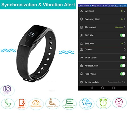 Willful SW320 Bluetooth Fitness Tracker - 7