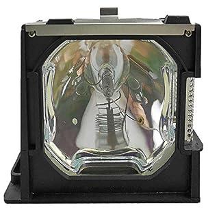 Original Lamp inside Replacement Bulb for PANASONIC PT-FD500 ET-LAD55W with 12 months warranty