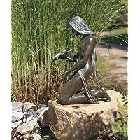 Suchergebnis Auf Amazonde Für Bronzefiguren Garten