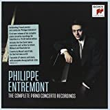 Philippe Entremont: The Complete Piano Concerto Recordings (Coffret 19 CD)