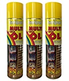 12 x 400 ml karipol Multi kriech-öl-spray, öl-spray,goccia,meccanica,cucire