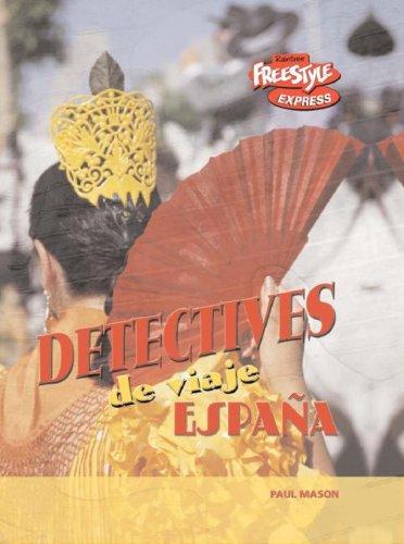 Espana (Detectives De Viaje / Destination Detectives) por Paul Mason