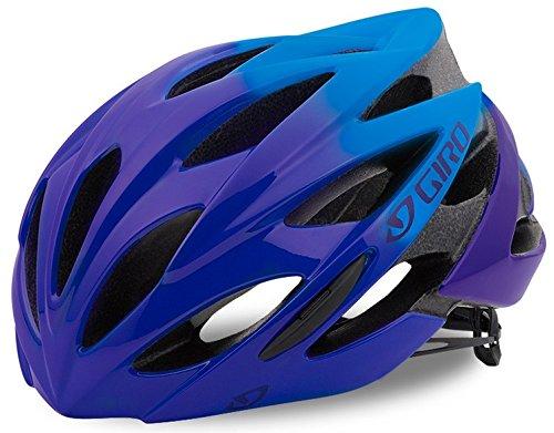 Sonnet 17Cilindro de casco, color morado/azul, tamaño small