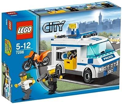 LEGO City 7286 - Transporte de Prisioneros por LEGO