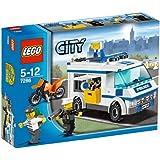 LEGO City 7286 - Furgone da trasporto prigionieri