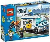 Lego City 7286 - Gefangenentransporter