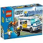 LEGO City 7286 - Furgone da trasporto prigionieri  LEGO