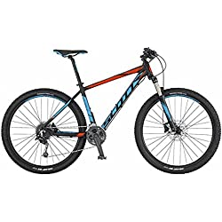 Scott Aspect 730 Black/Blue/Red, azul