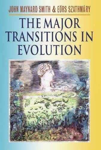 The Major Transitions in Evolution por The late Professor John Maynard Smith