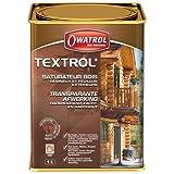 Owatrol Textrol Luftbefeuchter für Holz zarten Außerhalb 1L eiche Dore