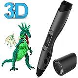 SUNLU Intelligent 3D Stylo / Impression 3D Stylo / 3D Griffonnage Stylo pour Arts Décoratifs Dessin