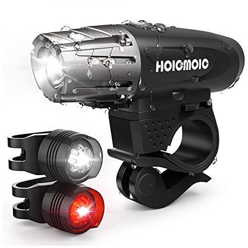 YANKAN USB Aufladbare Mountain Bike Licht