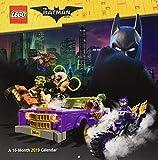 The Lego Batman Movie 2019 Calendar