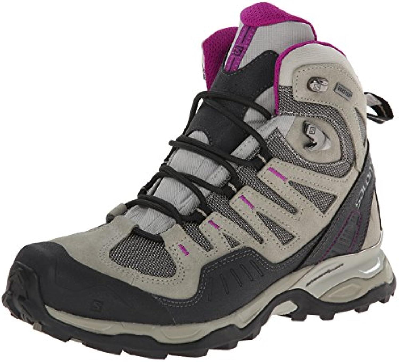 Salomon Discovery 111446 - Zapatillas de deporte para andar de ante para hombre