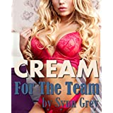 Cream For The Team: A Milking Fantasy (English Edition)