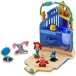 Disney Boutique Officielle Ensemble de Jeu Surprise Ariel Little Mermaid Animators