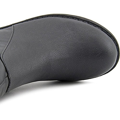 American Rag Asher Wide Calf Synthétique Botte Black