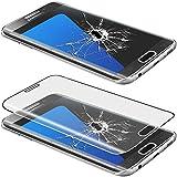 ebestStar ® pour Samsung Galaxy S7 edge SM-G935F G935 - Film protection écran en VERRE Trempé INCURVE anti casse anti-rayures, Couleur Transparent