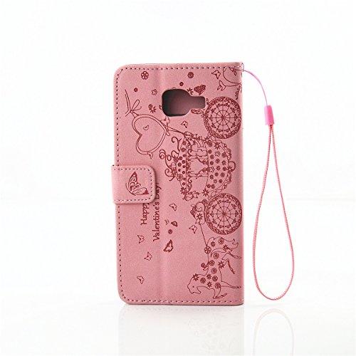 "ANNNWZZD Apple iPhone 7 Plus 5.5"" Wallet Tasche Hülle - Ledertasche im Bookstyle - [Ultra Slim][Card Slot] Handyhülle Flip Wallet Case Etui für Apple iPhone 7 Plus 5.5"",A01 A01"