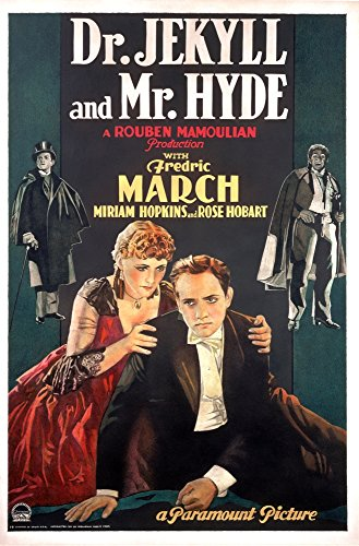 Dr. Jekyll And Mr. Hyde Poster Drucken (60,96 x 91,44 cm)