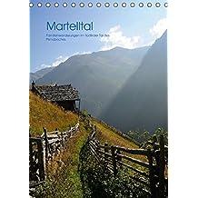 Martelltal-Familienwanderungen im Südtiroler Tal des Plimabaches (Tischkalender 2016 DIN A5 hoch): Wanderwege in Südtirol, auch für Familien geeignet (Monatskalender, 14 Seiten) (CALVENDO Natur)