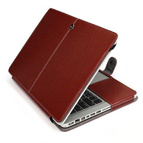 Laptoptasche für MacBook Pro 13 15 Retina Air 11,6 13,3 Zoll (33,78 cm), Braun