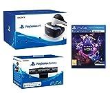 Pack PlayStation VR + Camera + Jeu PS4 VR Worlds