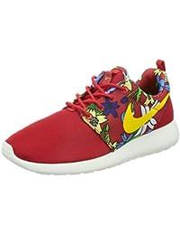 NIKE Roshe One Print WMNS mujeres zapatilla de deporte rojo 599 432 674