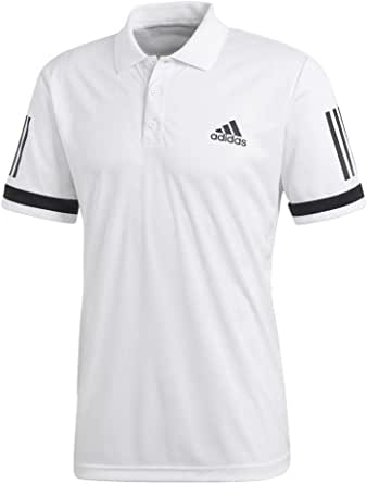 adidas Men's Club 3-streifen T-Shirt