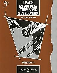Trombone and Euphonium: Tutor Book: (bass Clef)