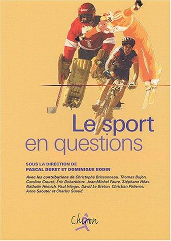 Le sport en questions