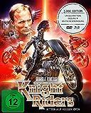 Knightriders - Ritter auf heißen Öfen (George A. Romero) (Mediabook) [Blu-ray]