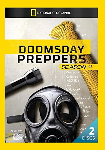 Doomsday Preppers Season 4 by Names semicolon delimited (Preppers-dvd Doomsday)