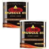 Inko X-Treme Muscle 85 Protein (2 x 750g = 1,5kg),Kokos
