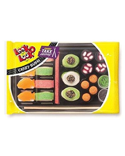 Candy Sushi con gelatina di frutta