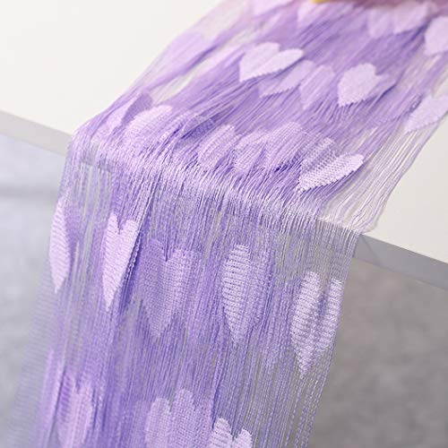 check MRP of purple colour curtains Blinging