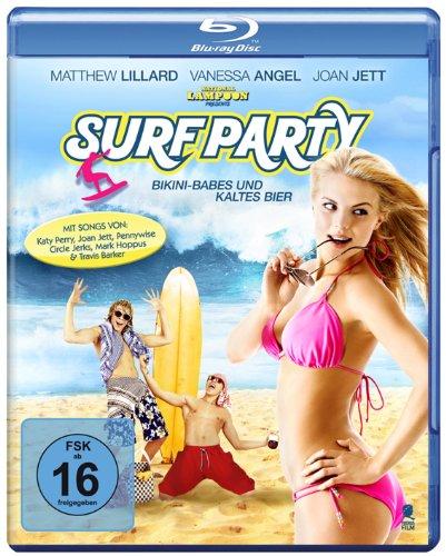 Surf Party - Bikini-Babes und kaltes Bier [Blu-ray]