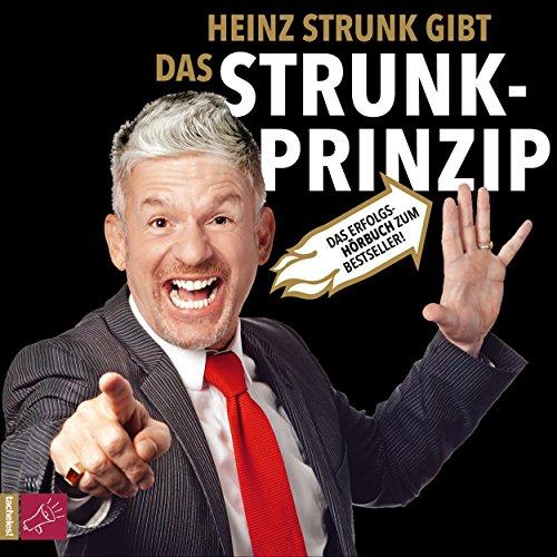 Buchseite und Rezensionen zu 'Das Strunk-Prinzip' von Heinz Strunk
