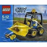 Lego 30151 escavatori edizione speciale della Miniera Città serie