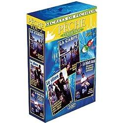 Coffret pêche, vol. 2 : La carpe / Le silure / Le bLack bass - Coffret 3 DVD