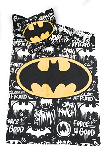 DC COMICS BATMAN Juego de ropa de cama–funda de...
