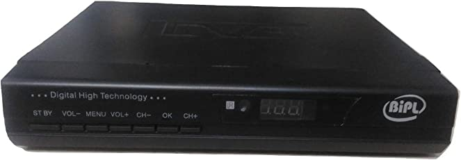 BIPL D2h Free 2 Air Satellite TV Channel Receiver Box Amplifier Card