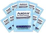 ALKORIN® dem nächsten Tag zuliebe - Unterstützt die Leberfunktion mit Cholin - 10 Anwendungen - Mit Magnesium, Zink, Folat und Vitamin B1 + B2 + B3 + B5 + B6 + B12