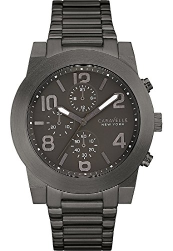 Caravelle New York Men's Watch Chronograph 45A124129