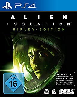 Alien: Isolation - Ripley Edition - [PlayStation 4] (B00LB8J4QQ) | Amazon price tracker / tracking, Amazon price history charts, Amazon price watches, Amazon price drop alerts