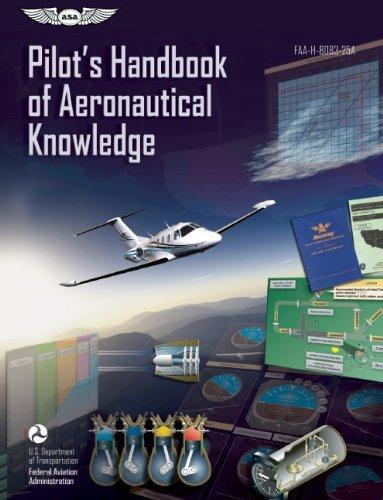 Pilot's Handbook of Aeronautical Knowledge: FAA-H-8083-25A (FAA Handbooks series) by Federal Aviation Administration (FAA)/Aviation Supplies & Academics (ASA) (2013-02-01)