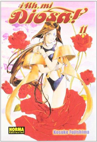Ah, mi diosa! 11 / Oh My Goddess 11 par Kosuke Fujishima