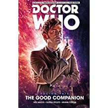 Doctor Who: The Tenth Doctor Facing Fate Volume 3: Second Chances
