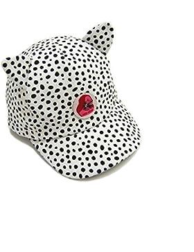 Gifts Treat Sombrero de gorra de beisbol para niñas Sombreros de sol para niños Sombreros de playa con dos orejas...